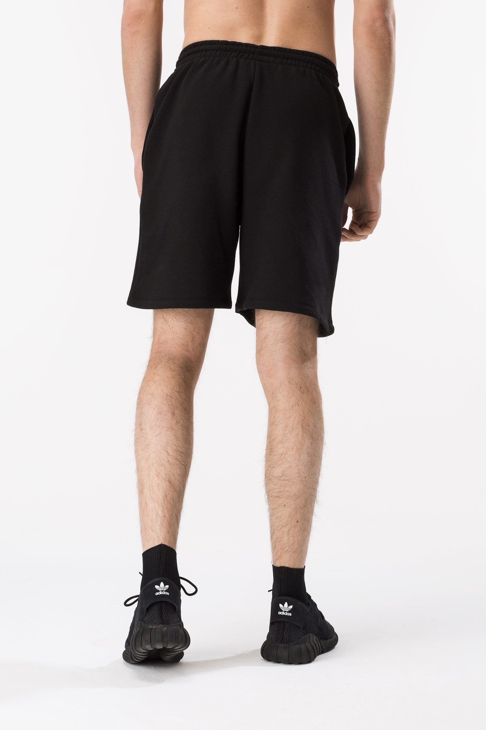 Hype Black Script Mens Shorts