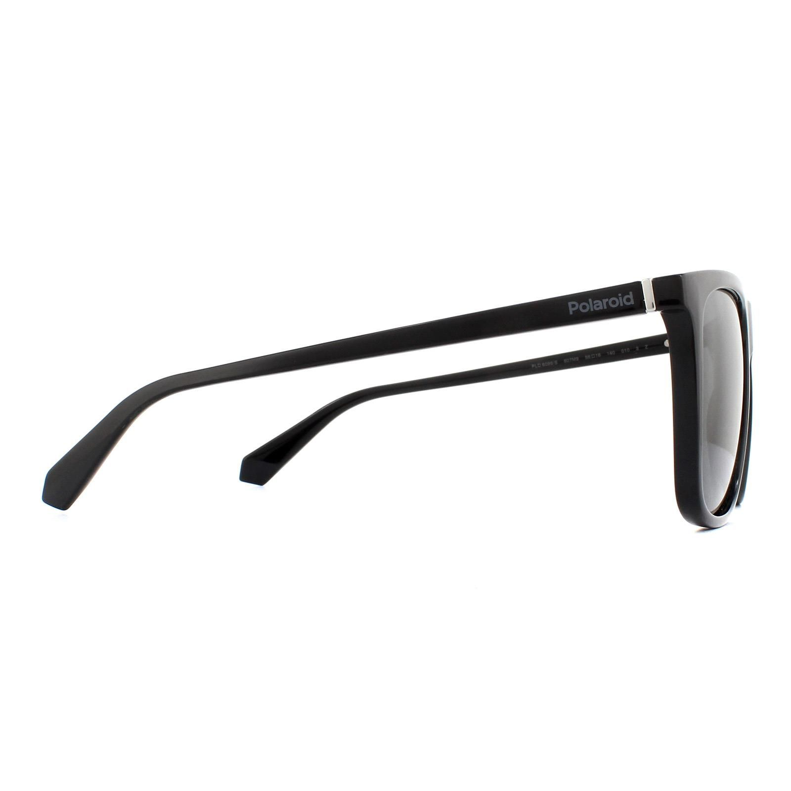 Polaroid Sunglasses PLD 6099/S 807 M9 Black Grey Polarized