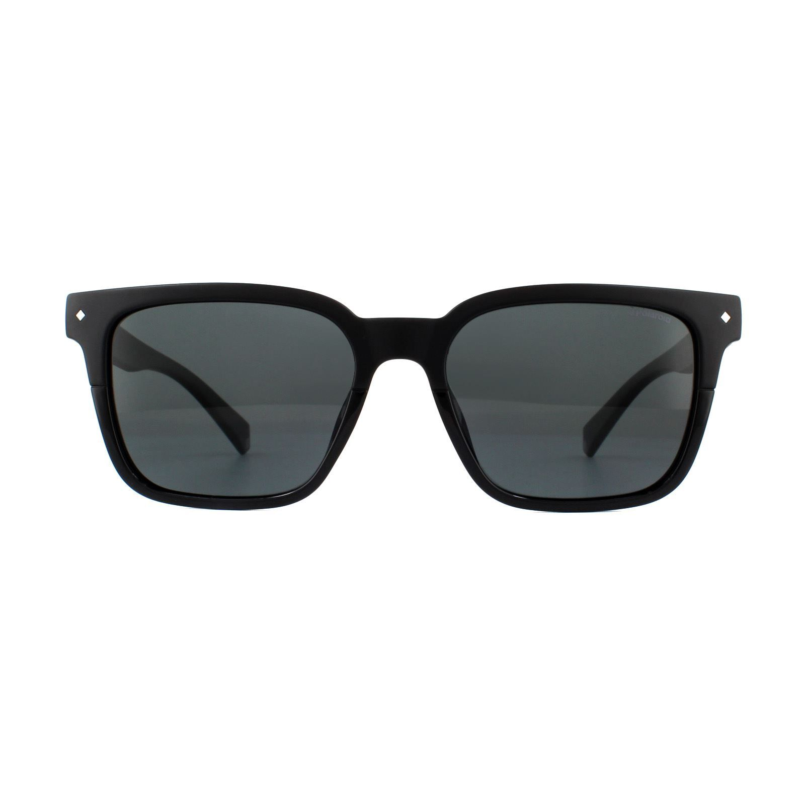 Polaroid Sunglasses PLD 6044/S 807 M9 Black Grey Polarized