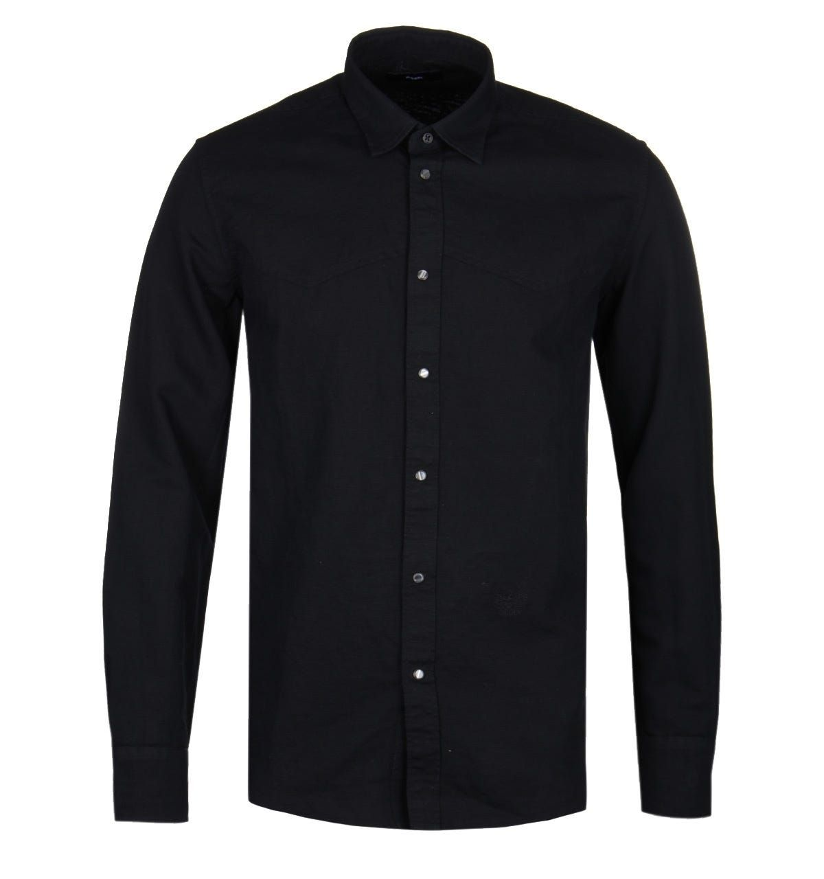 Diesel S-Plan Black Shirt