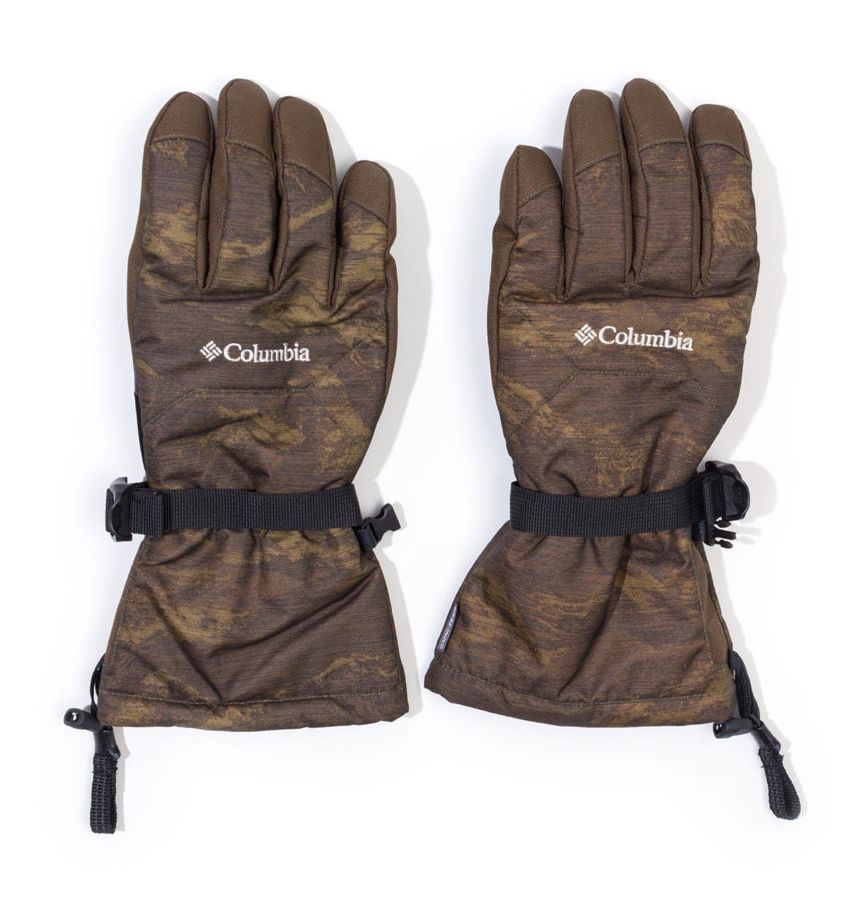 Columbia Whirlibird Camo Gloves