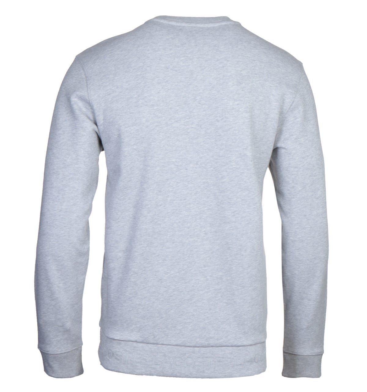 Lacoste Homme Grey Sweatshirt