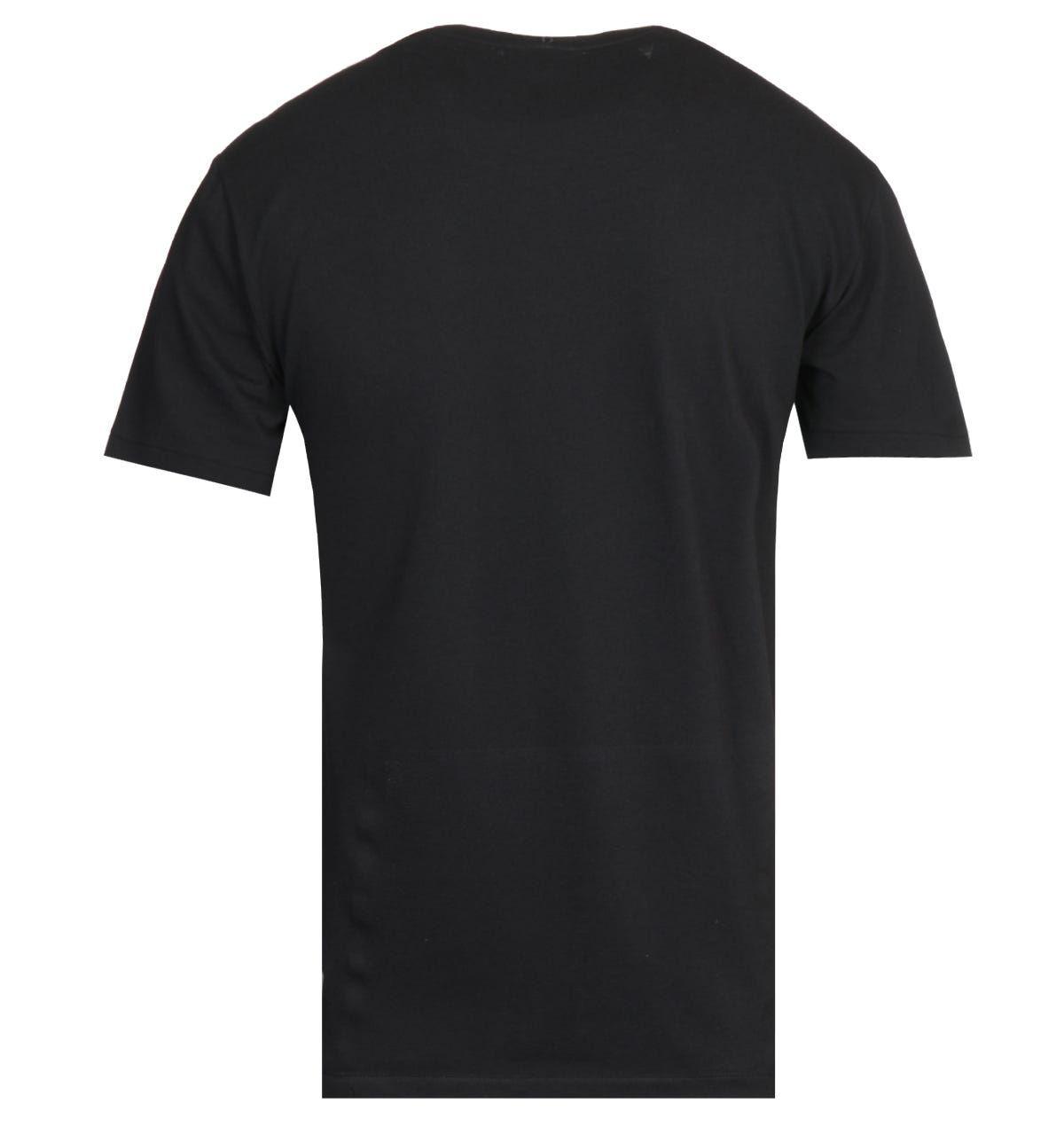 Lacoste Black Homme T-Shirt
