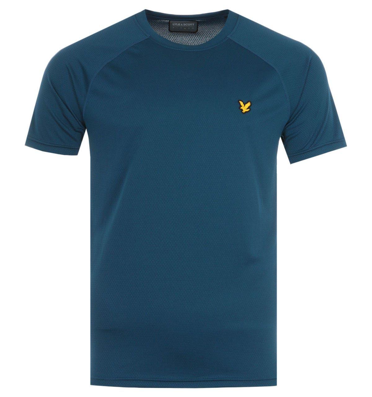 Lyle & Scott Core Raglan T-Shirt - Deep Fjord