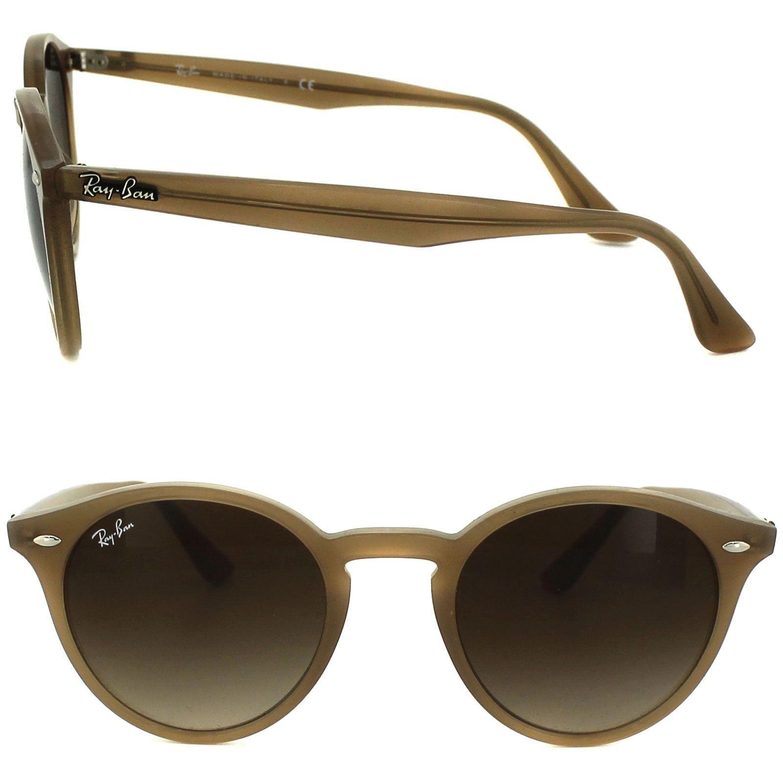 Ray-Ban Sunglasses 2180 616613 Turtledove Brown Brown Gradient