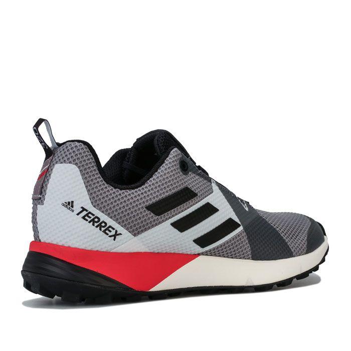 Men's adidas Terrex Two Trainers in Grey