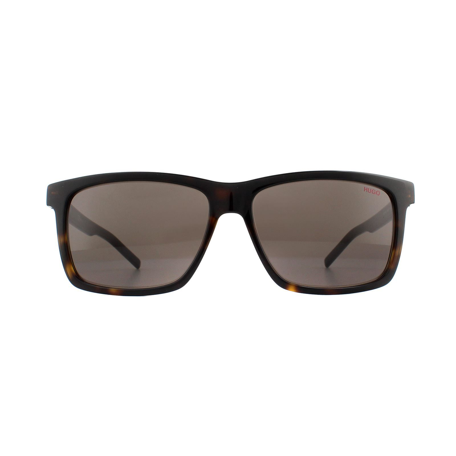 Hugo by Hugo Boss Sunglasses HG 1013/S 086 70 Dark Havana Brown