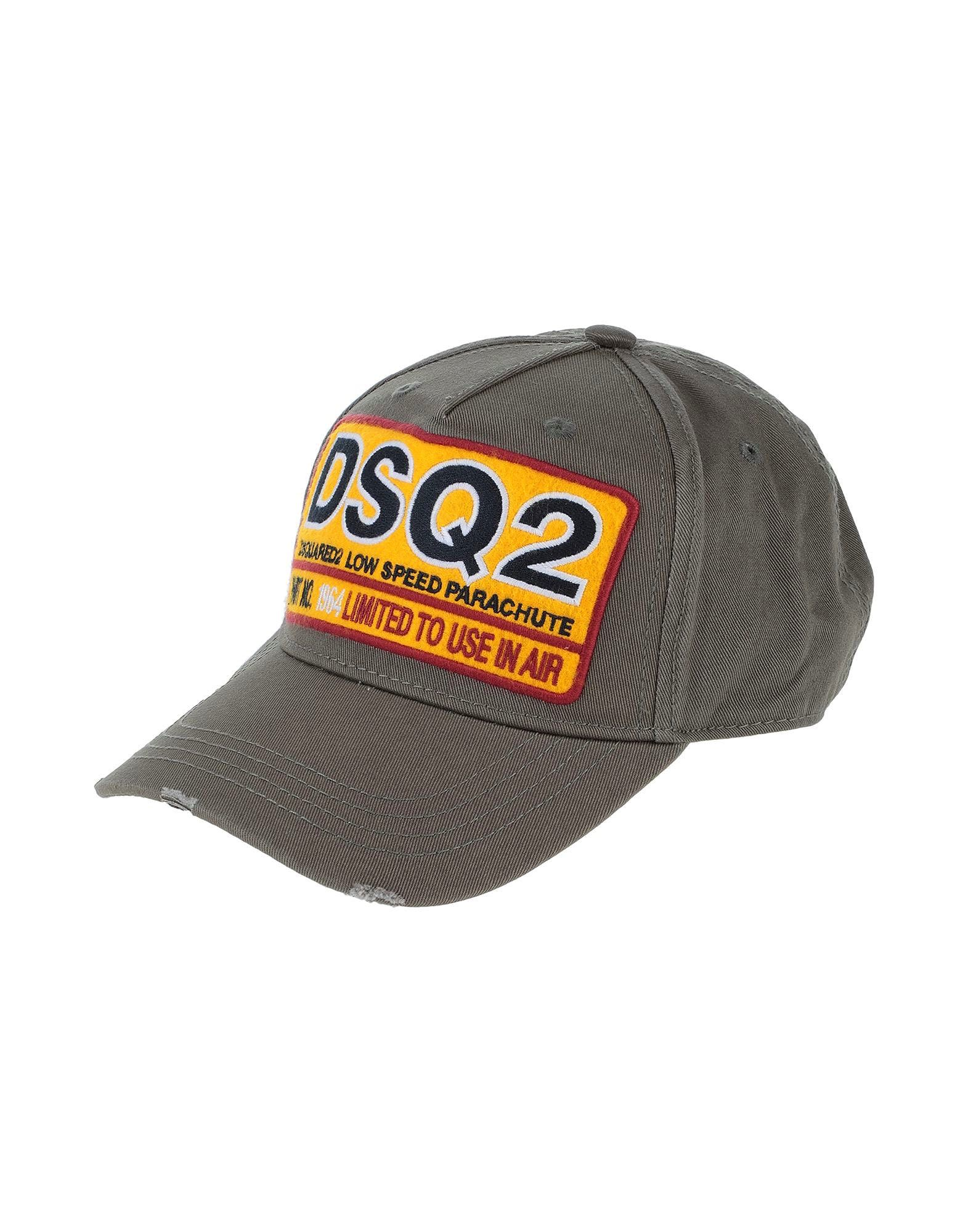 Dsquared2 Dark Green DSQ2 Hat