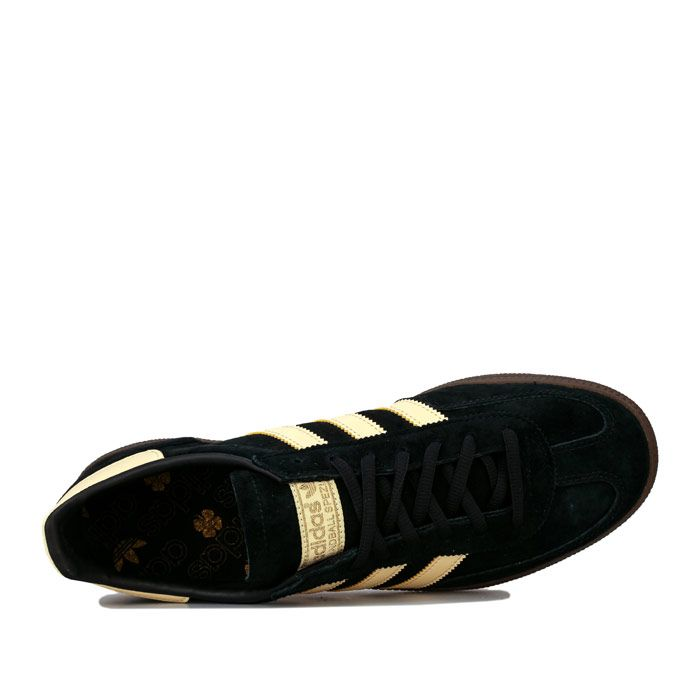 Men's adidas Originals Handball Spezial Trainers in Black
