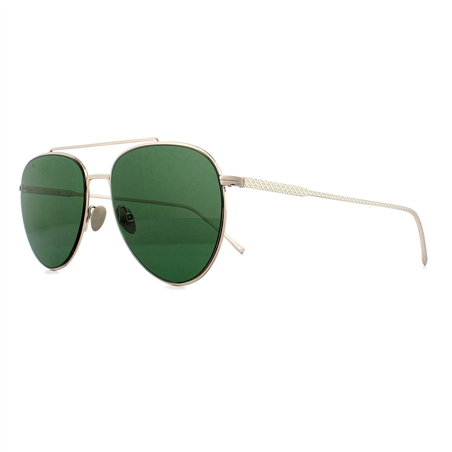 Lacoste Sunglasses L195SPC 714 Gold Green