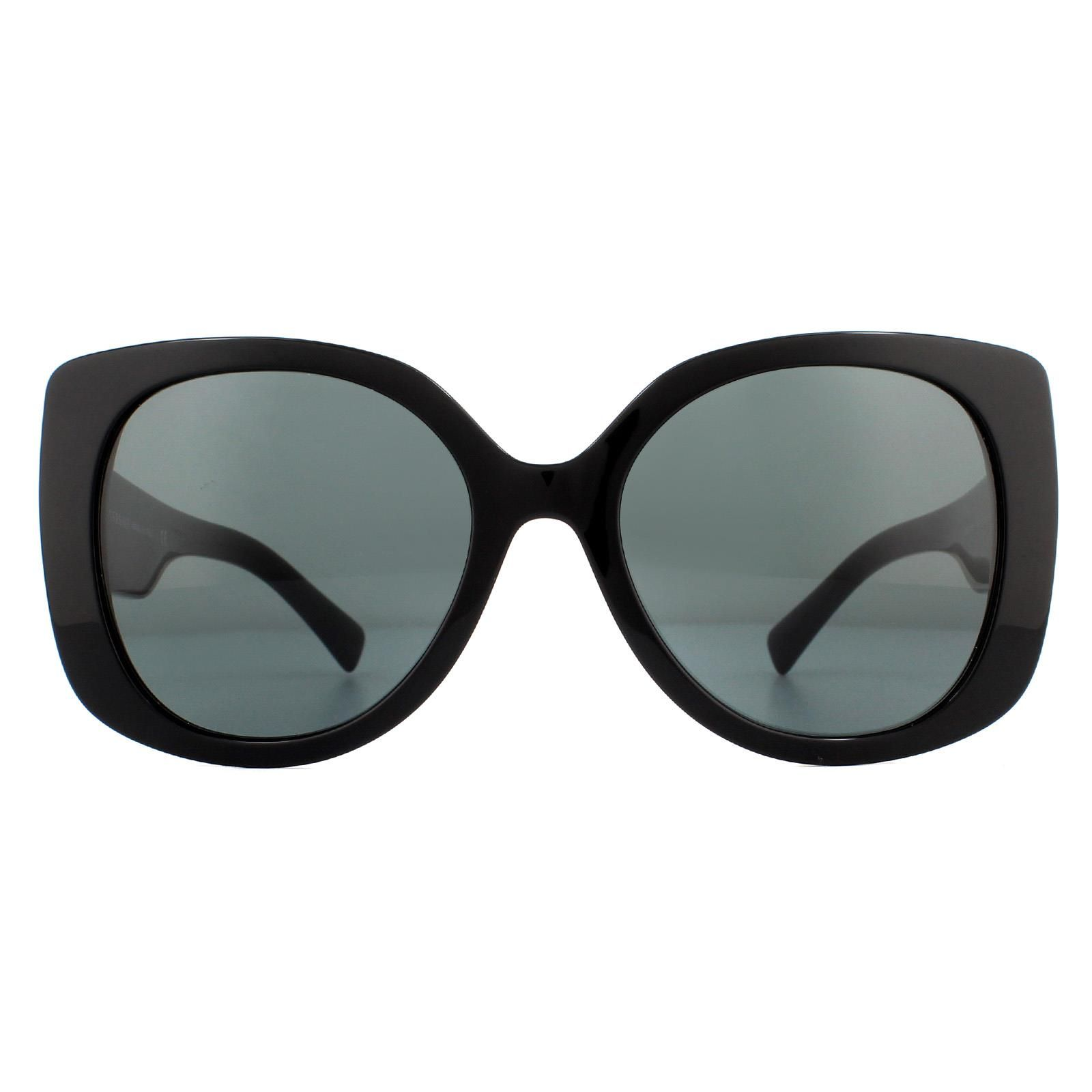 Versace Sunglasses VE4387 GB1/87 Black Dark Grey