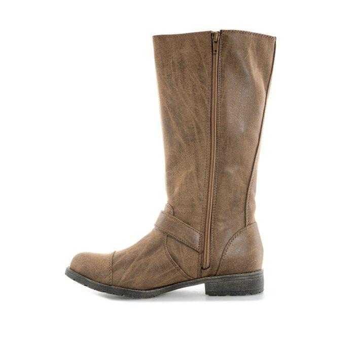 Women's Rocket Dog Berry Heirloom Boots in Brown