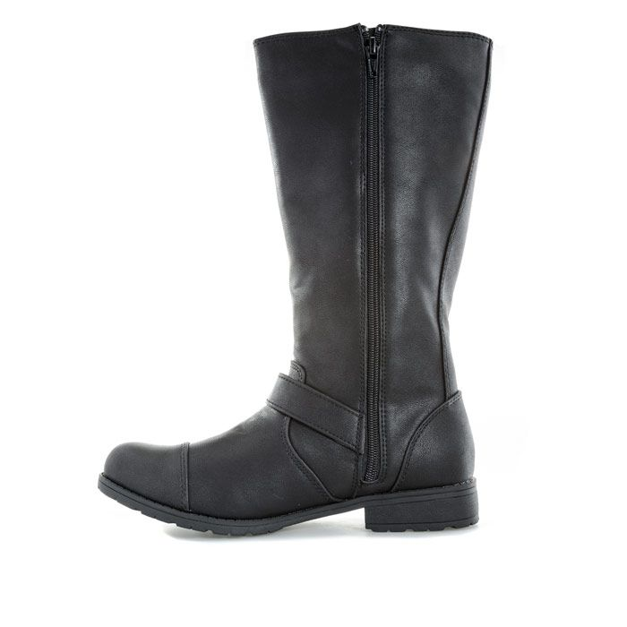 Women's Rocket Dog Berry Lewis Boots in Black