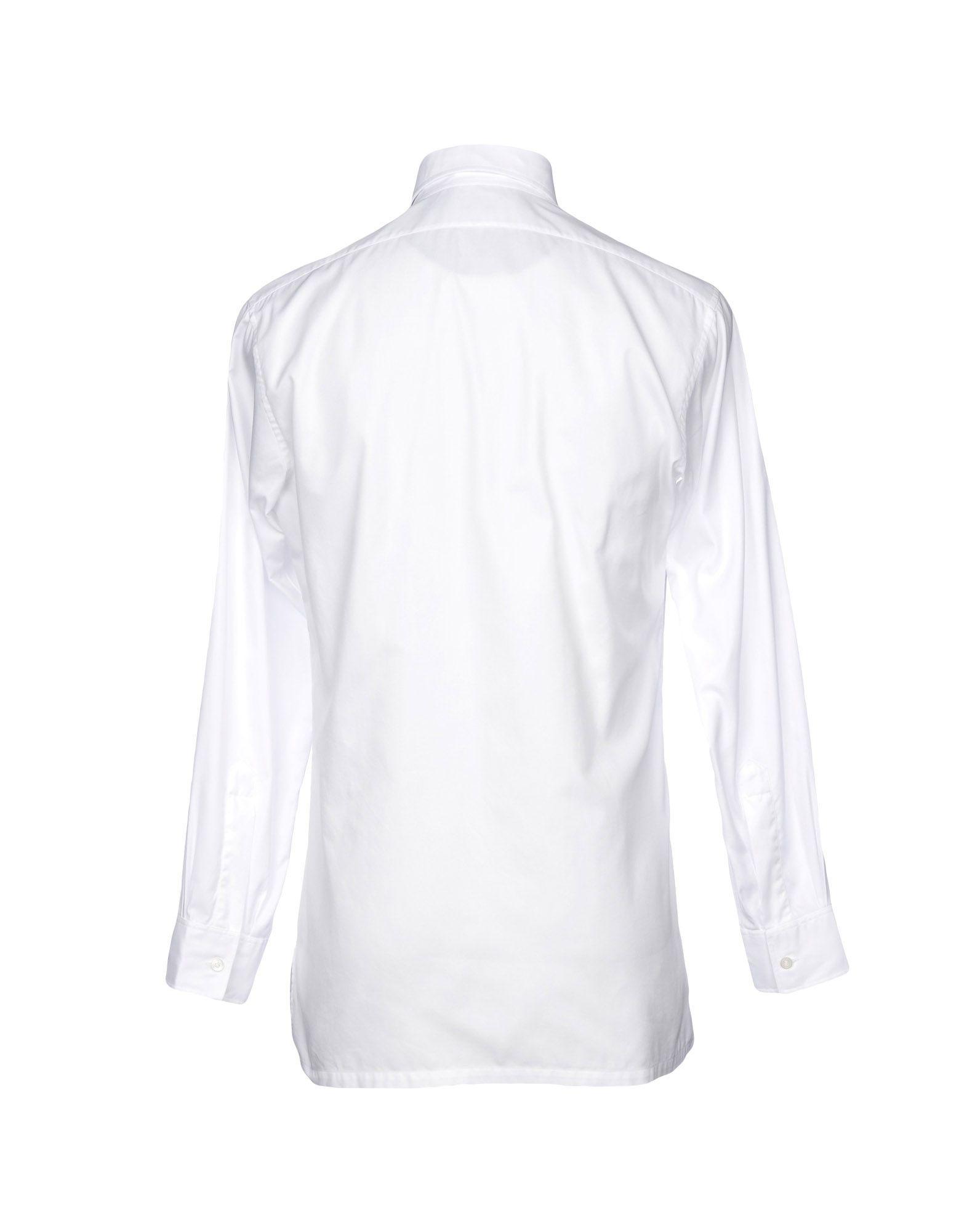 Charvet Man Shirts Cotton