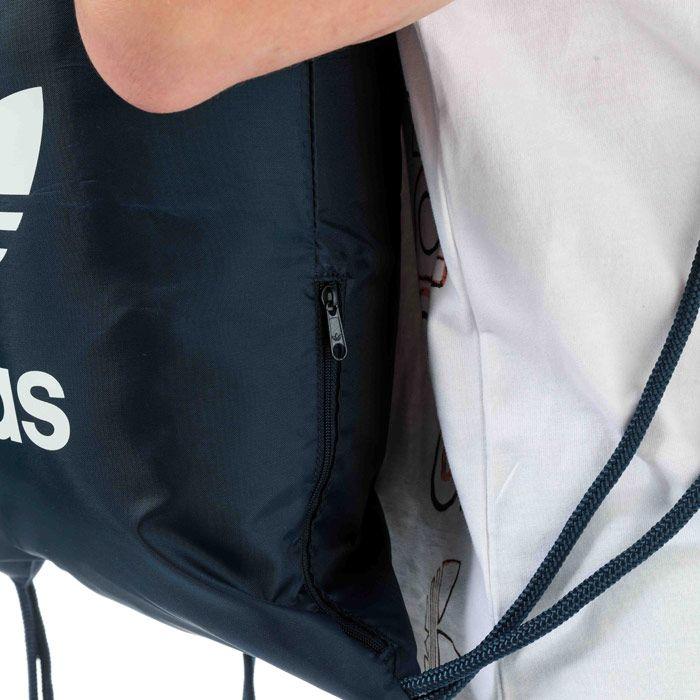 adidas Trefoil Gymsack in Navy