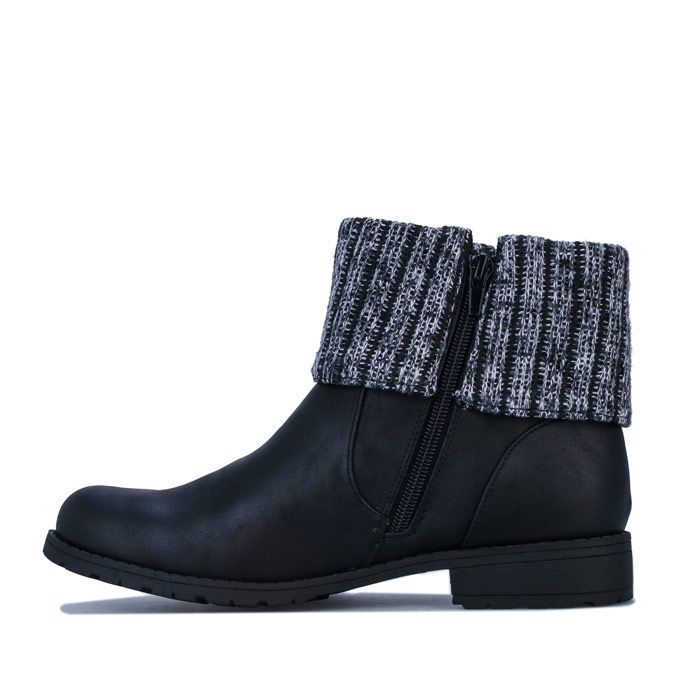 Women's Rocket Dog Blakes Grand Ankle Boots in Black