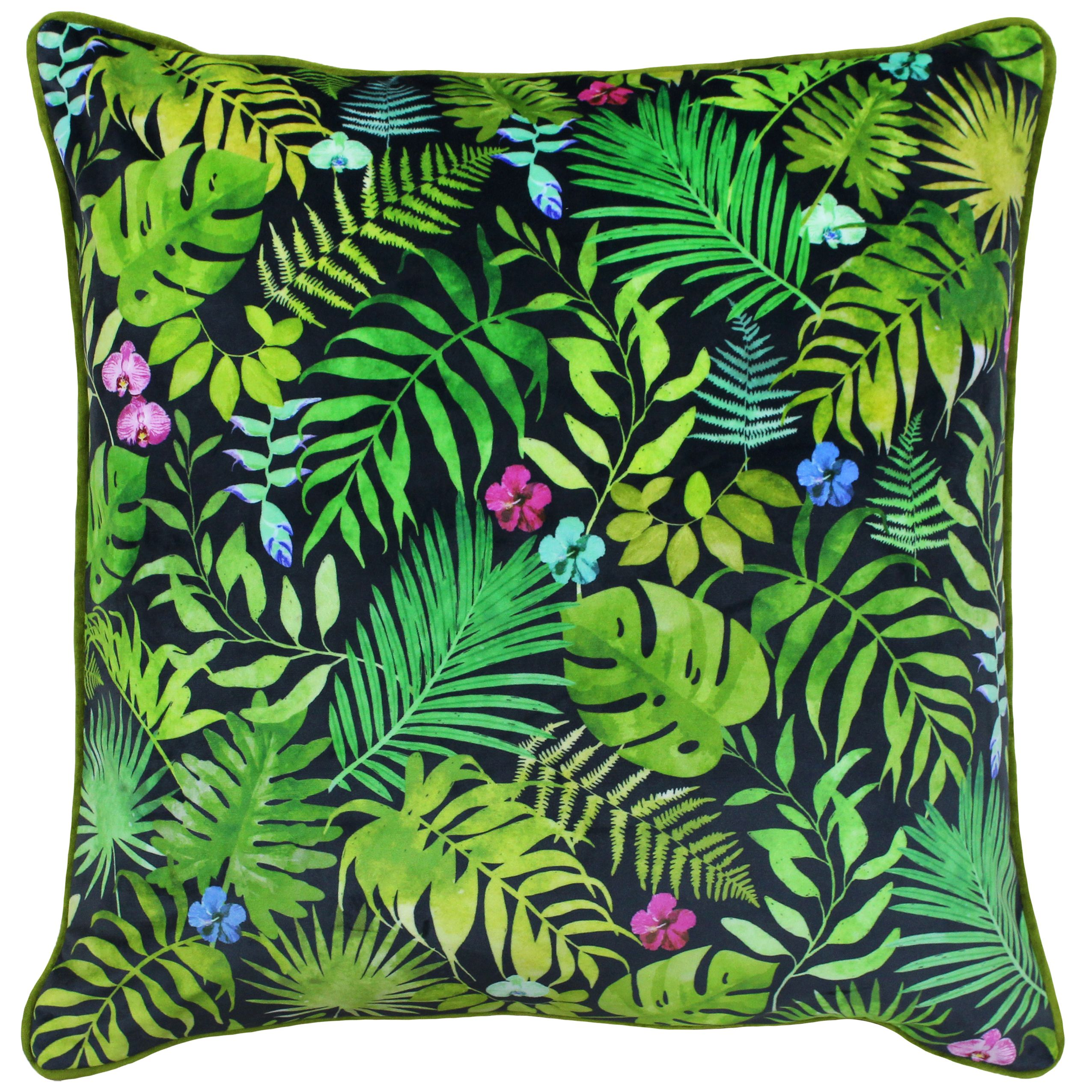 Botanical Polyester Filled Cushion