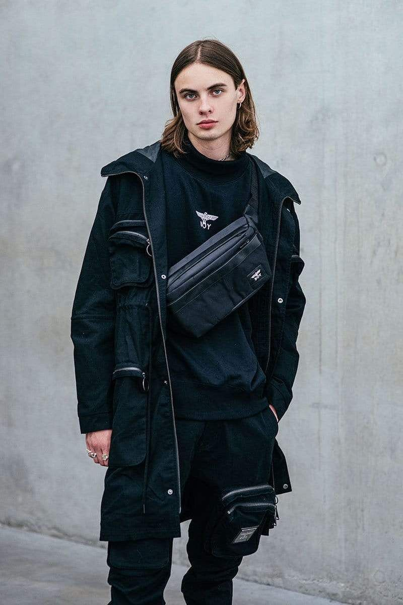 Boy Leather Bumbag