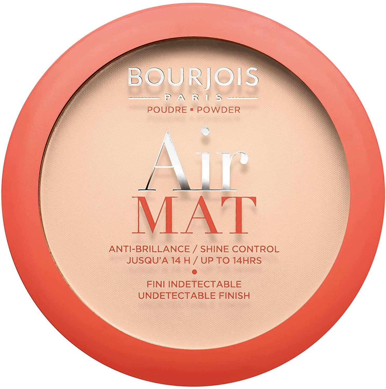 Bourjois Paris Air Mat Shine Control Compact Powder 10g - 05 Caramel