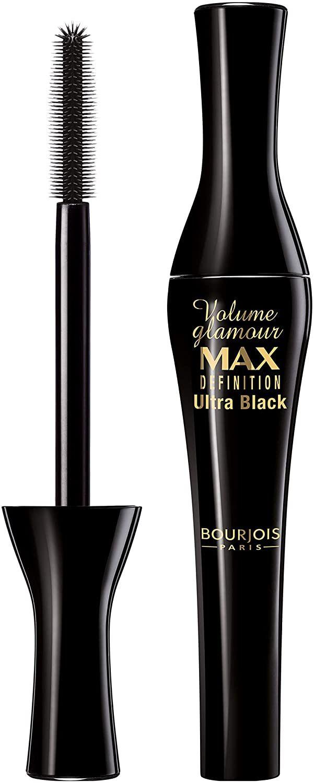 Bourjois Paris Volume Glamour Max Definition Mascara Ultra Black 10ml