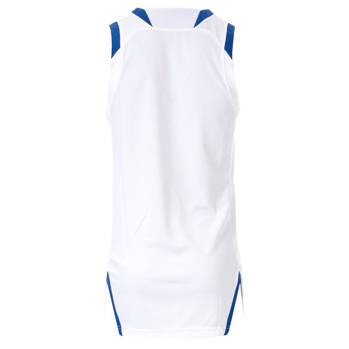Men's adidas Crazy Explosive Jersey Vest in White