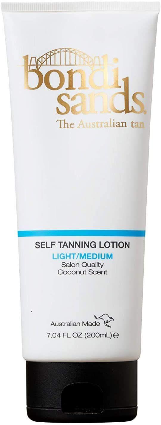 Bondi Sands Self Tanning Lotion - Light/Medium 200ml