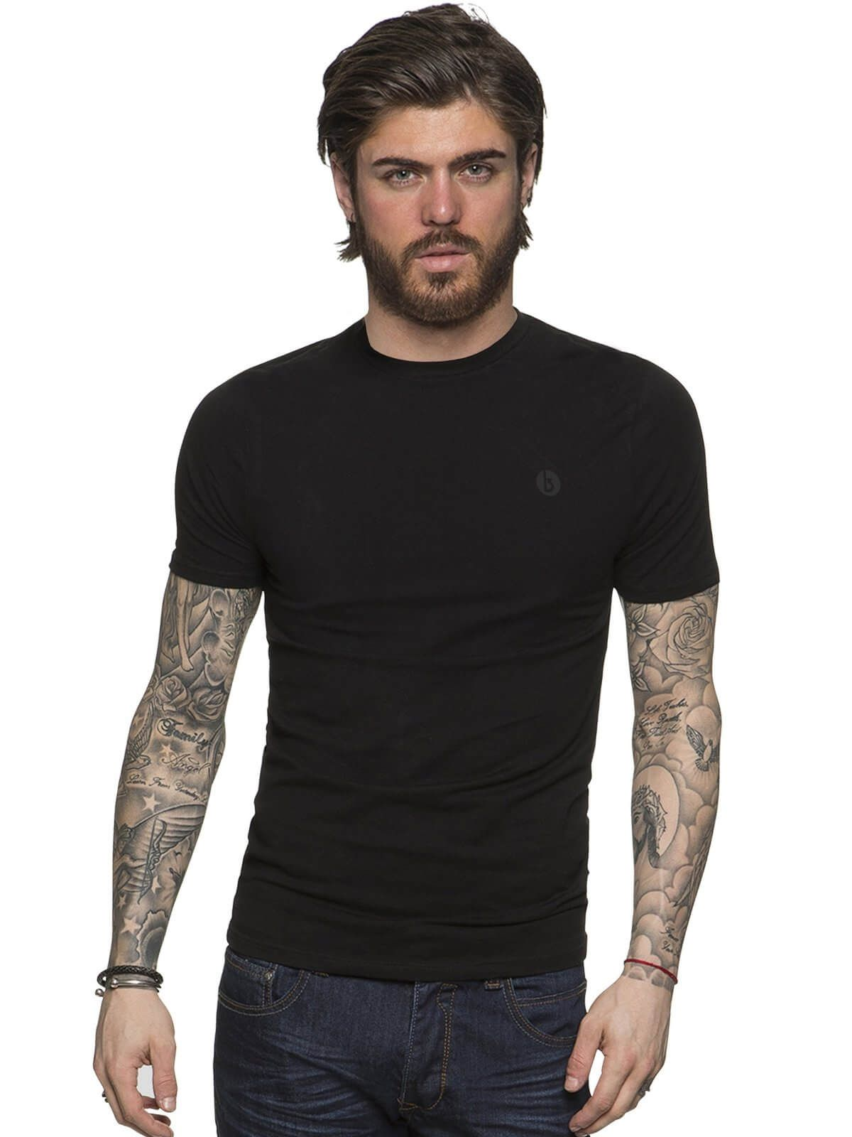 | BBH Mens Basic Short Sleeved T-shirt | Bound By Honour