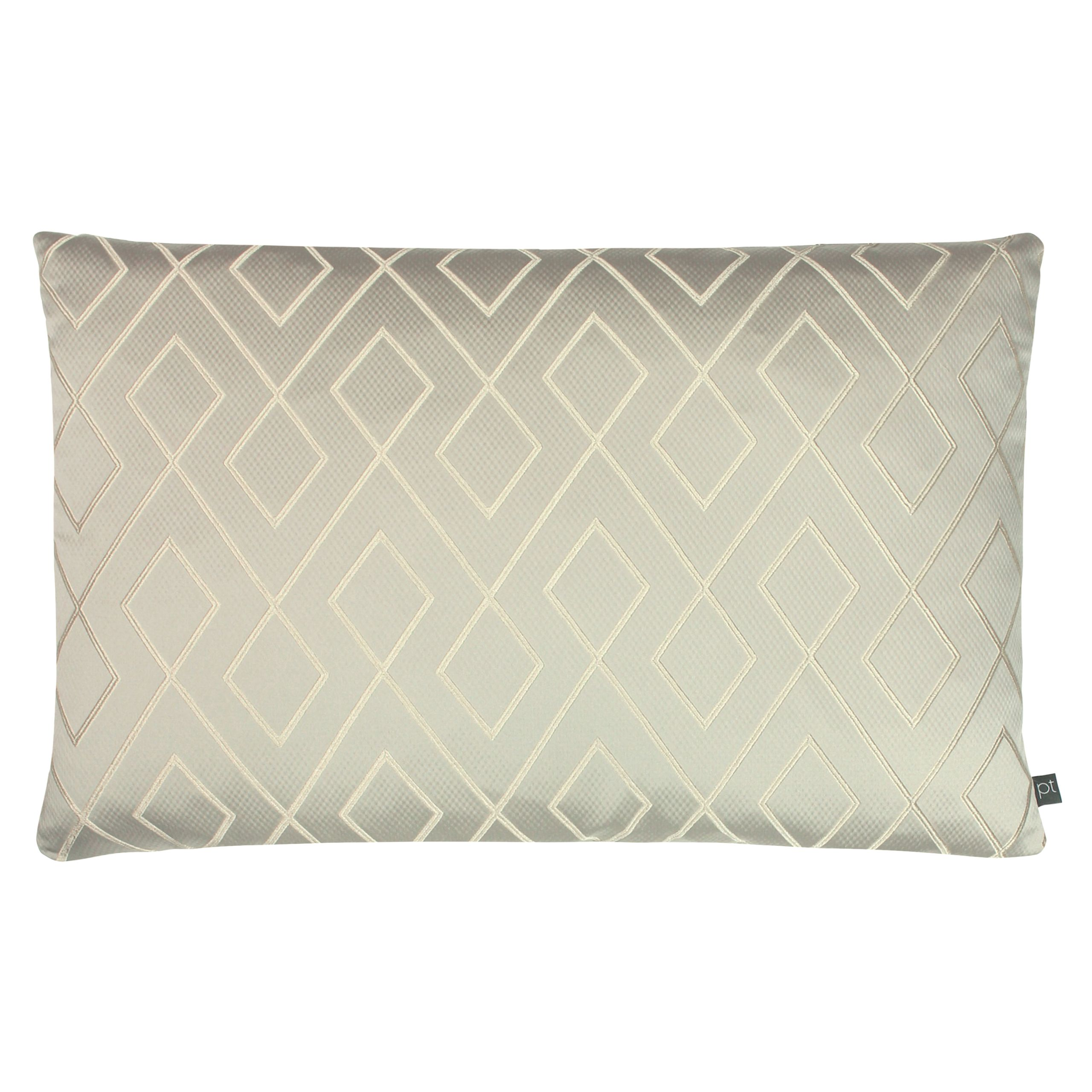 Prestigious Textiles Pivot Polyester Filled Cushion, Polyester, Pumice
