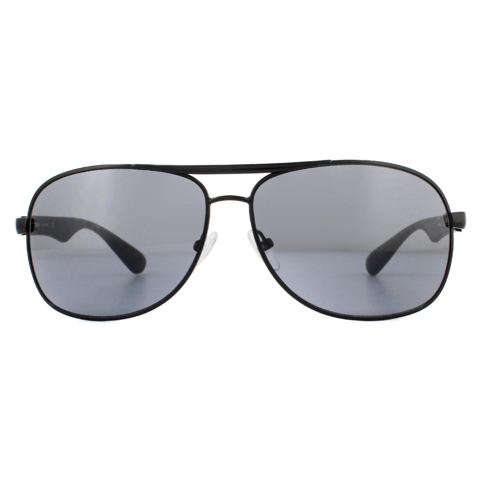 Calvin Klein Sunglasses CK19315S 001 Black Grey