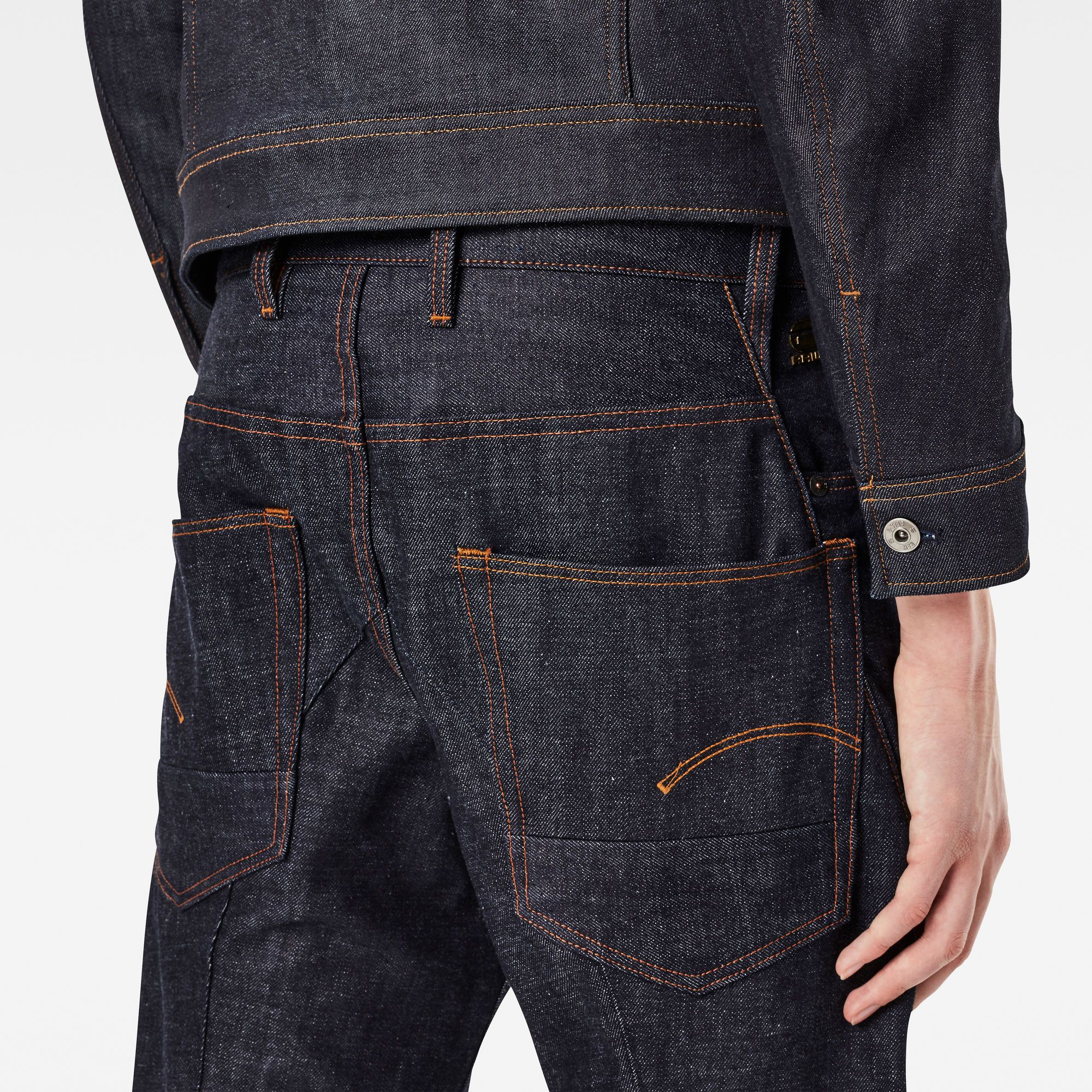 G-Star RAW Lanc 3D Straight Tapered Jeans