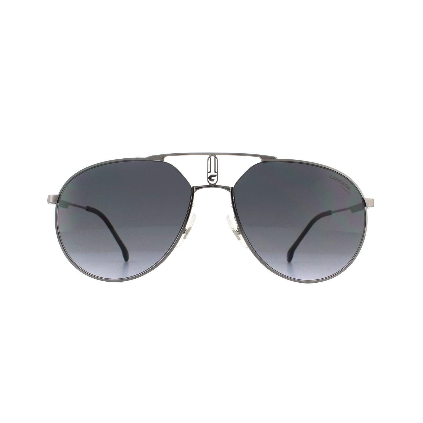 Carrera Sunglasses 1025/S KJ1 9O Dark Ruthenium Dark Grey Gradient