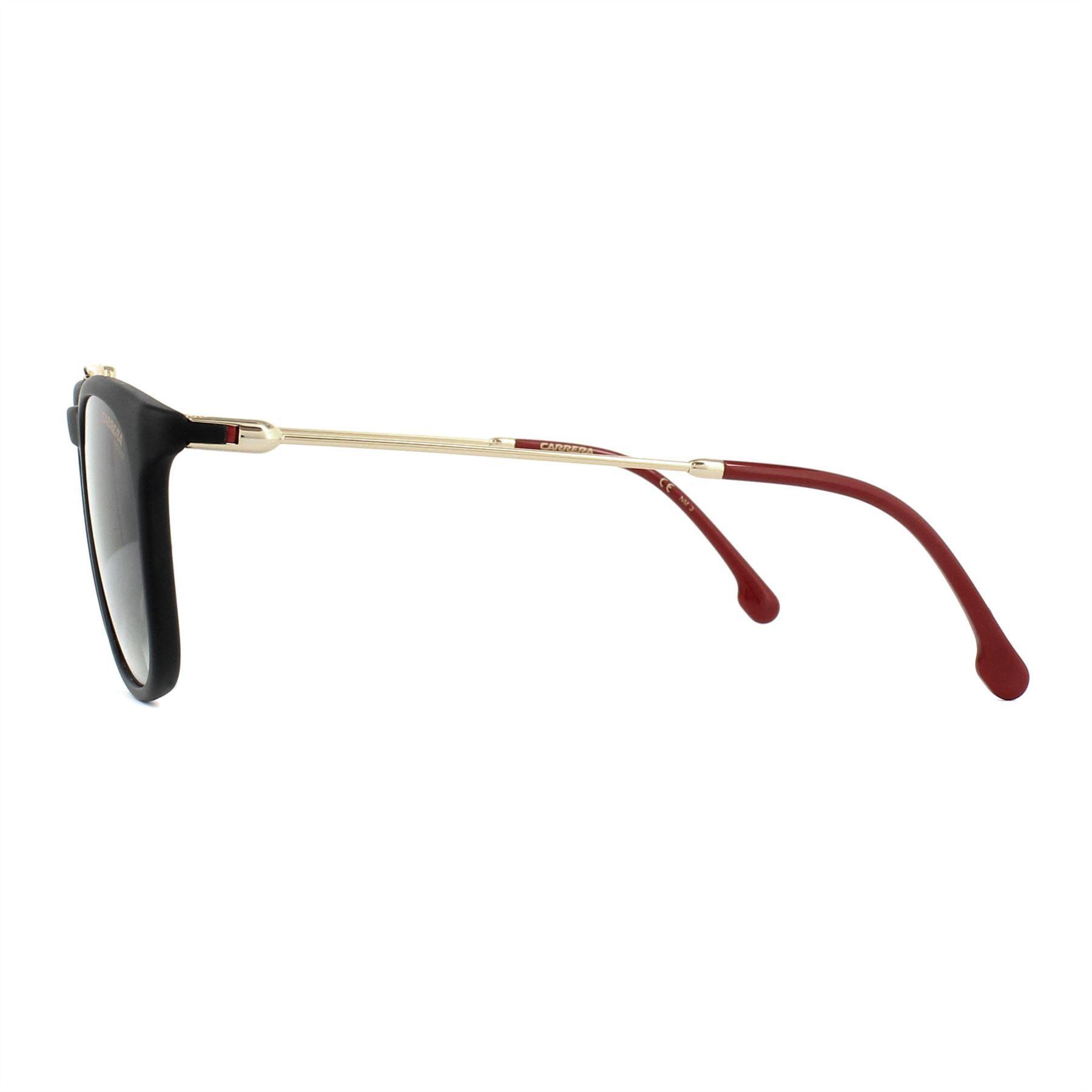 Carrera Sunglasses 154/S 003 HA Black Brown Gradient