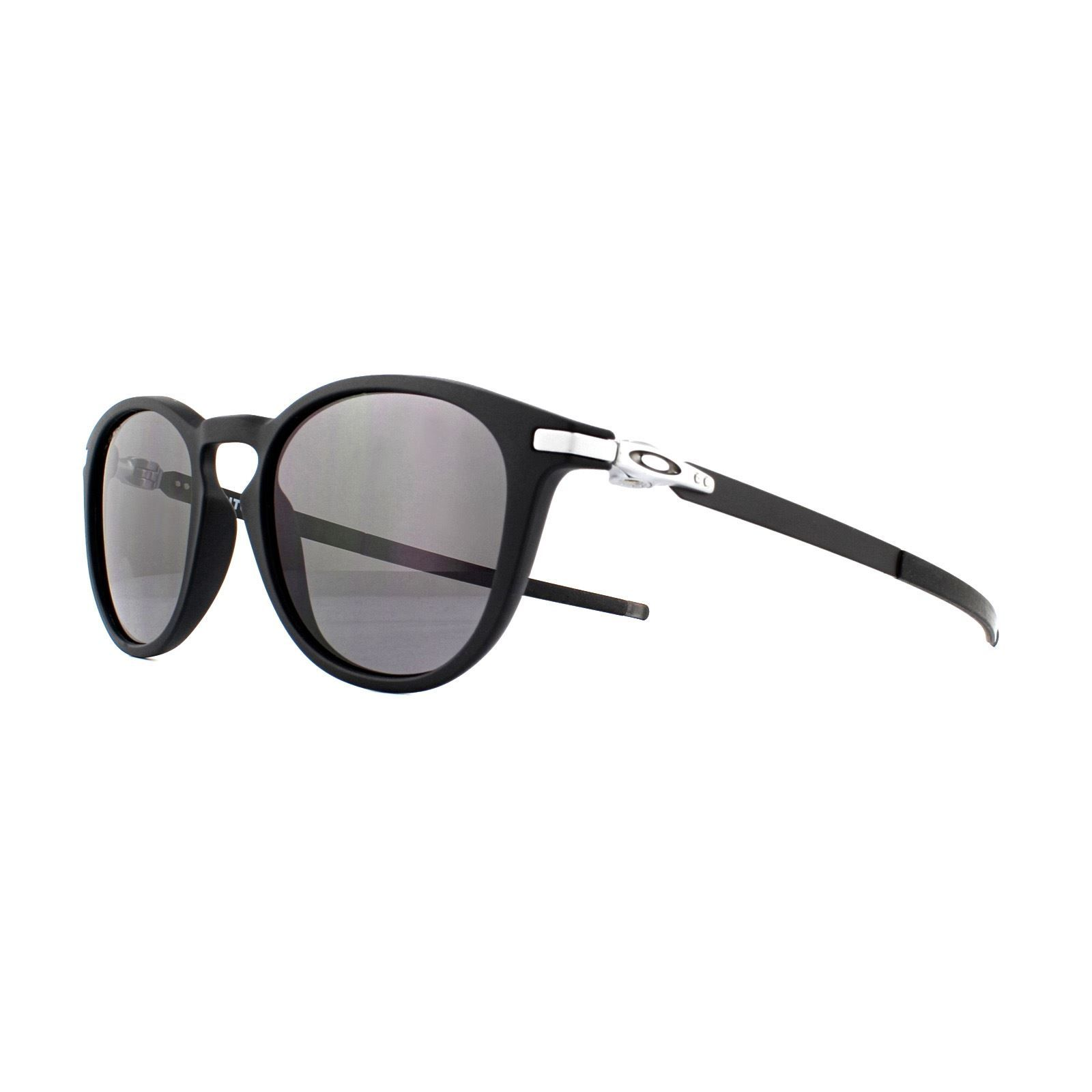 Oakley Sunglasses Pitchman R OO9439-01 Satin Black Prizm Grey