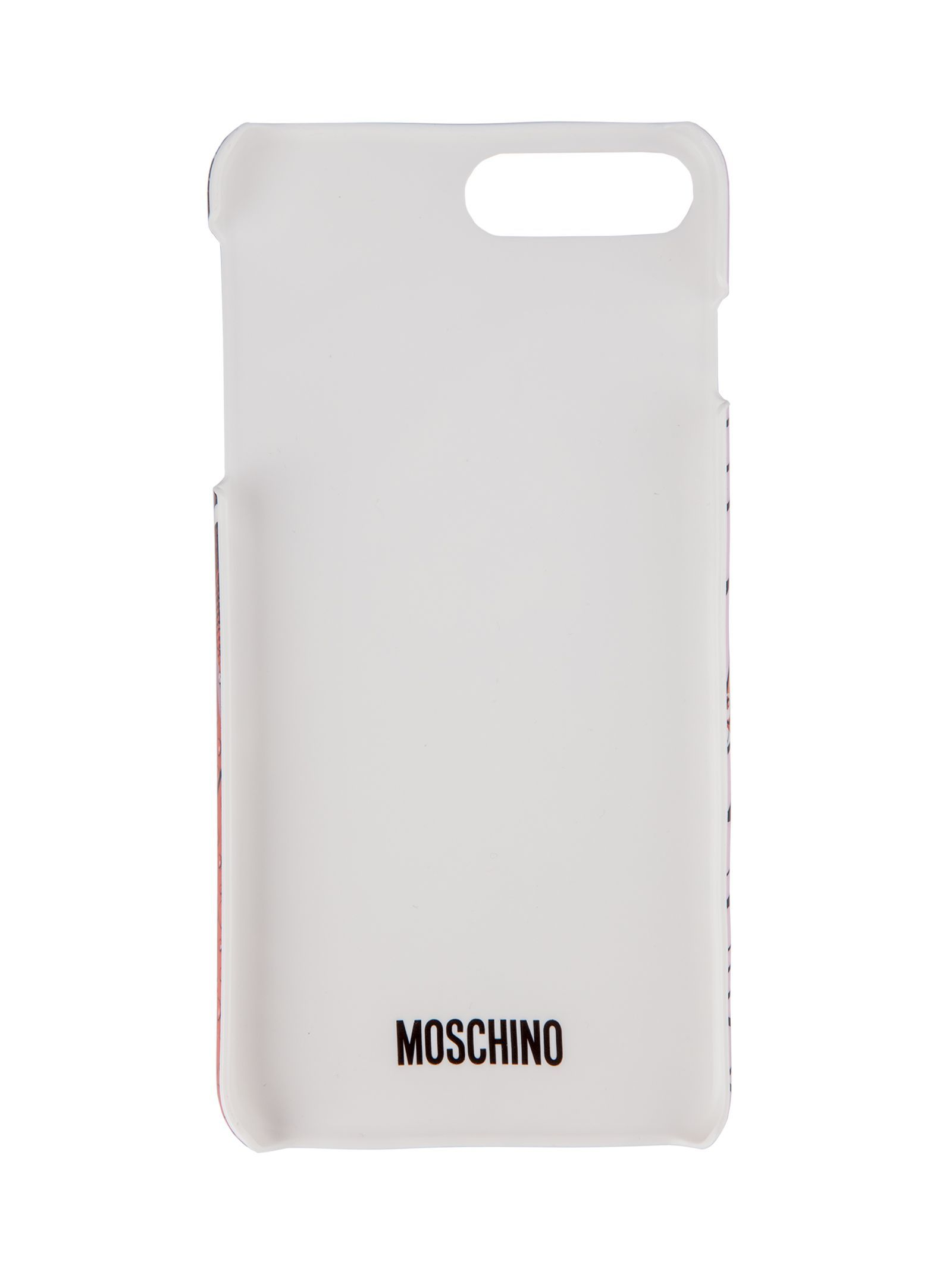 MOSCHINO WOMEN'S A797983521115 MULTICOLOR ACRYLIC COVER