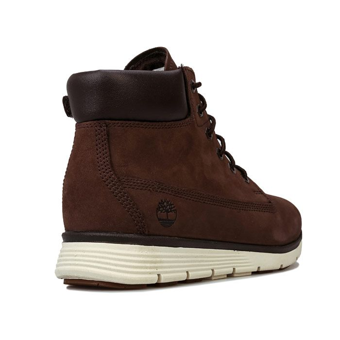 Boy's Timberland Junior Killington 6 Inch Boots in Brown