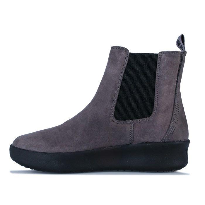 Women's Timberland Berlin Park Chelsea Boots in Grey
