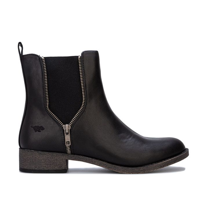 Women's Rocket Dog Camilla Boots in Black
