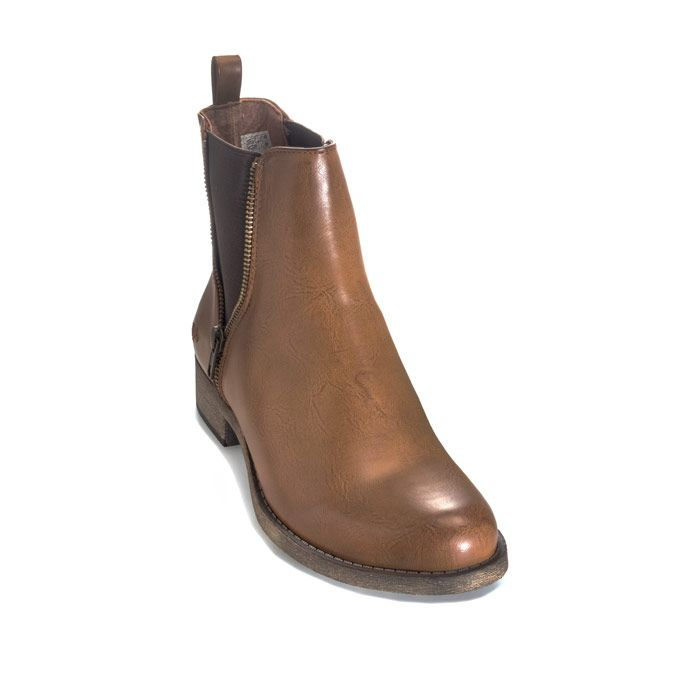 Women's Rocket Dog Camilla Bromley Boots in Brown