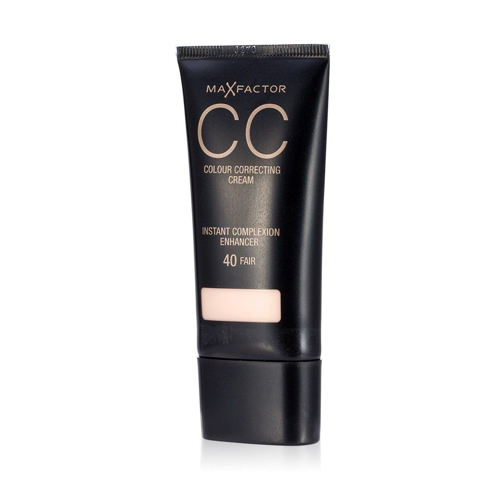 Max Factor CC Colour Correcting Cream SPF10 30ml Sealed - 30 Light