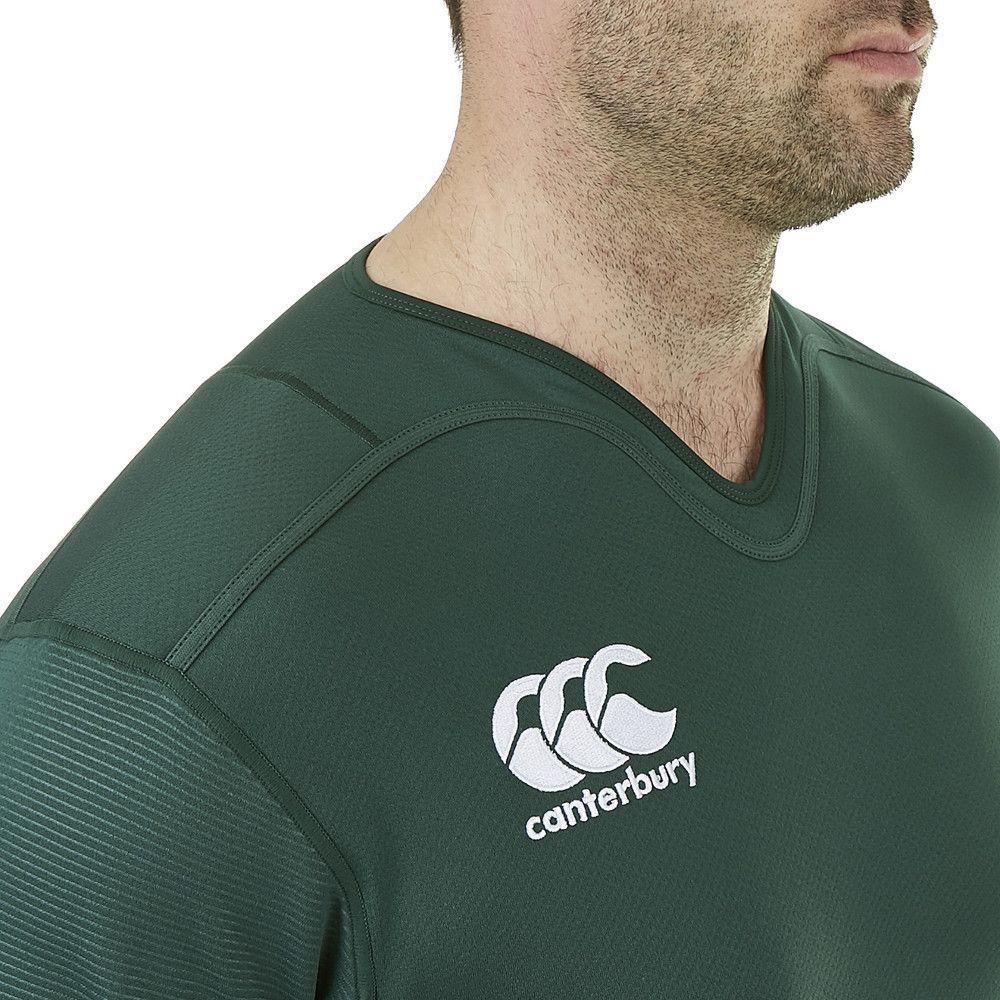 Canterbury Mens Vapodri Challenge Wicking Rugby T Shirt