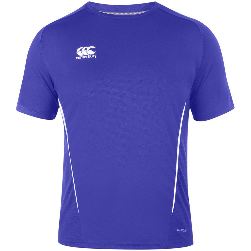 Canterbury Mens Team Dry Moisture Wicking Active T Shirt