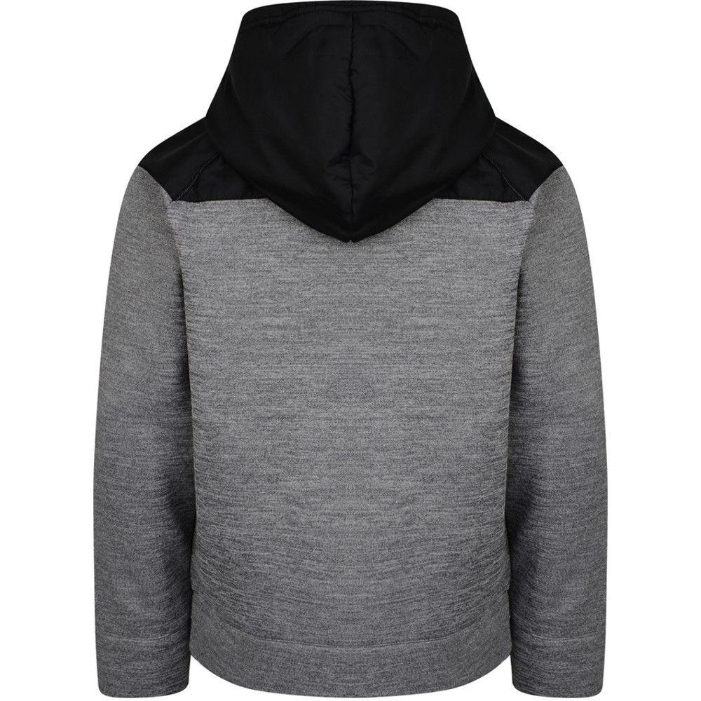 Canterbury Clothing Boys Vaposhield Fleece Zip Through Hoodie Hoody