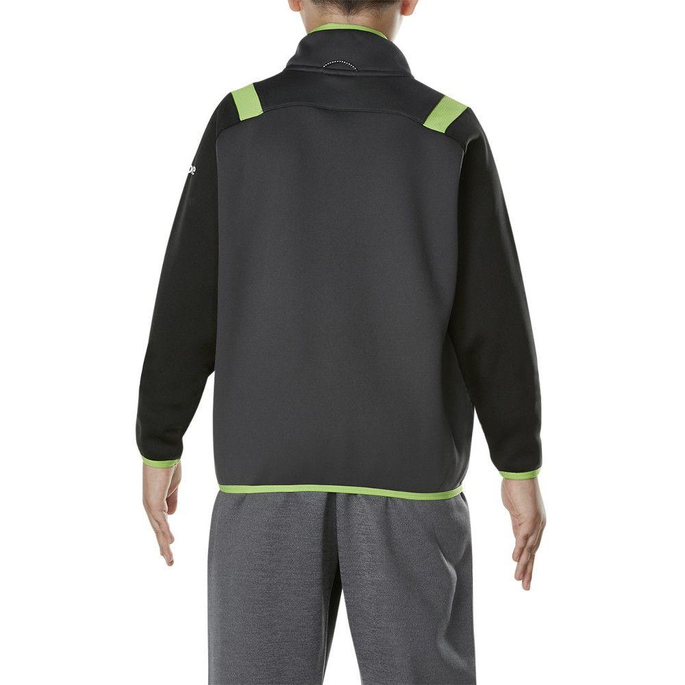 Canterbury Clothing Boys Irish Rugby Quarter Zip Long Sleeve Jacket Top