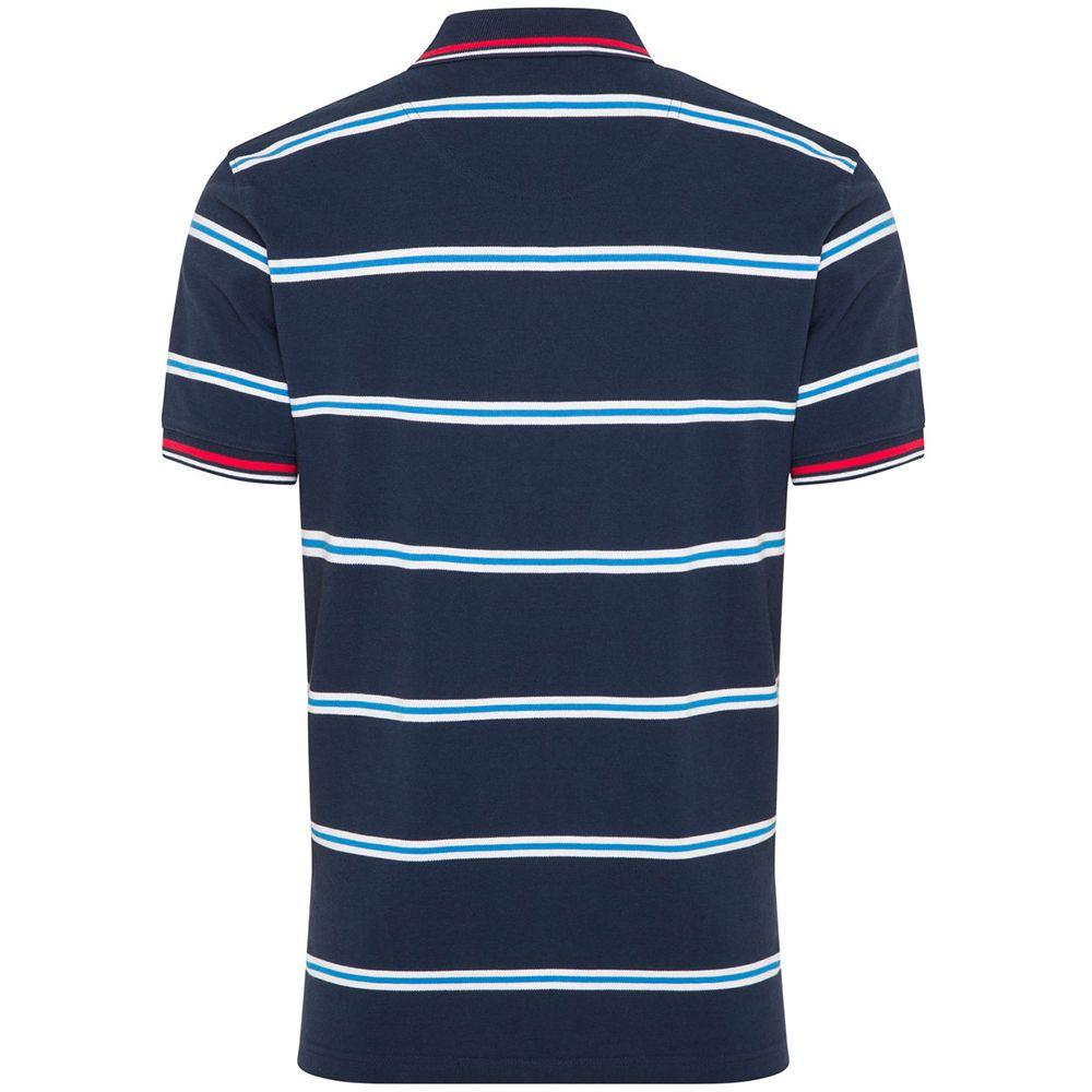 Canterbury Mens Uglies Planate Yarn Dye Rib Knit Polo Shirt