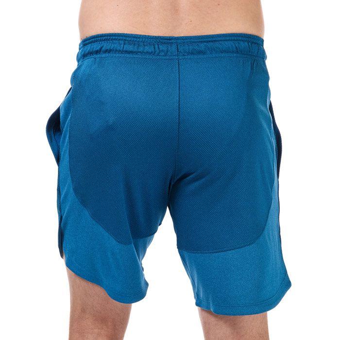 Men's Under Armour Baseline Cotton Vest in Blue