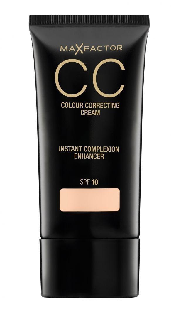 Max Factor CC Colour Correcting Cream SPF10 30ml Sealed - 60 Medium