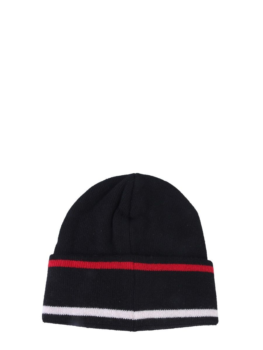 MSGM MEN'S 2740ML1019557099 BLACK VISCOSE HAT