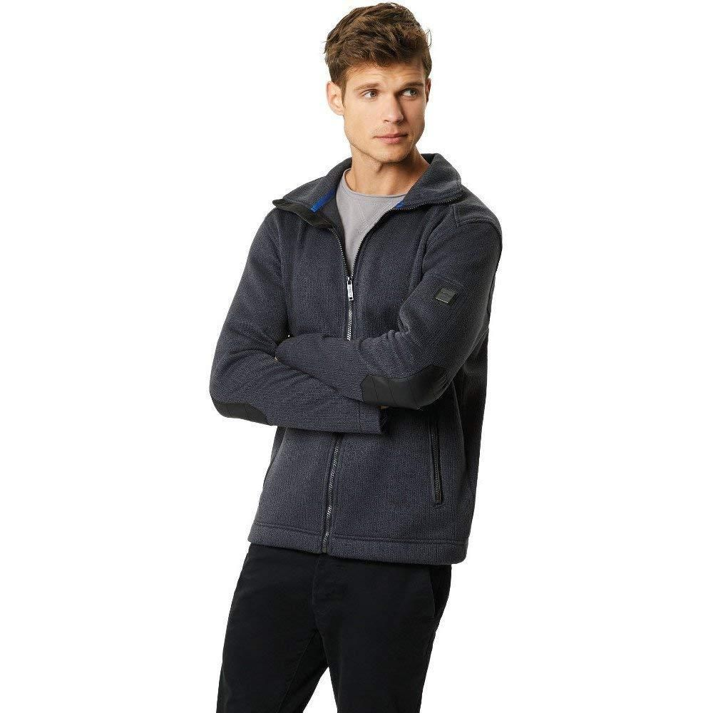 Regatta Mens Cathan Full Zip Jacket (Seal Grey)