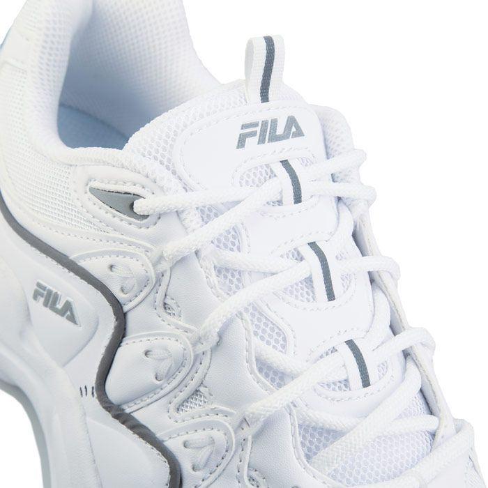 Women's Fila Nitra Trainers in White
