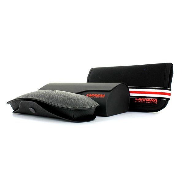 Carrera Sunglasses 8030/S SVK 9O Matte Ruthenium Black Dark Grey Gradient